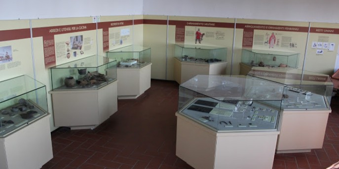 Riapre il Museo Archeologico del Barro