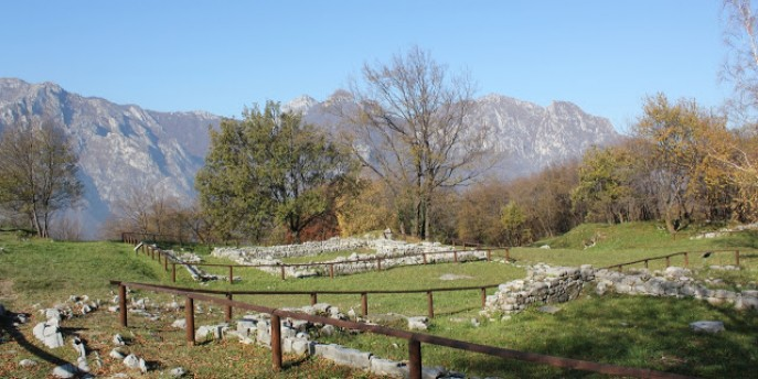 Visita guidata all'area archeologica dei Piani di Barra