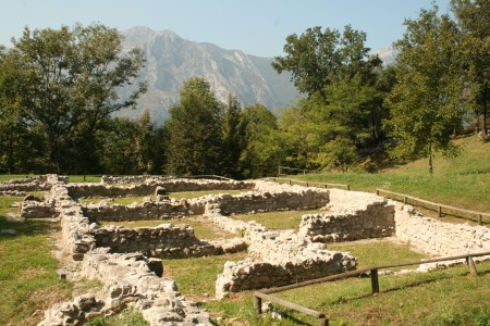 Un'area archeologica unica in Italia