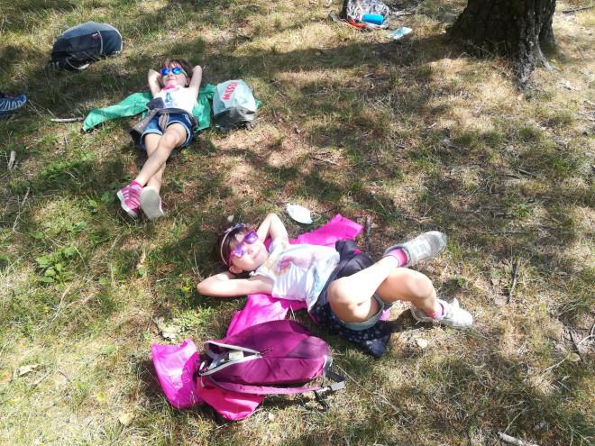 Il successo dei centri estivi al Parco Monte Barro