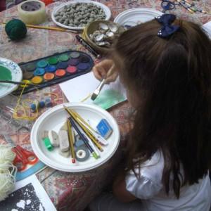 Laboratorio pittura
